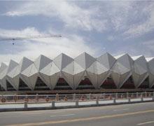 西宁海湖新区体育中心