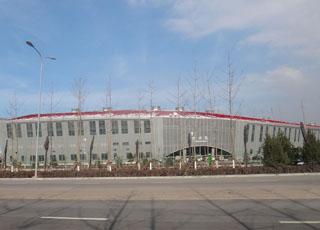 山西体育中心综合训练馆