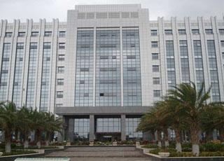 海南红塔烟厂办公楼