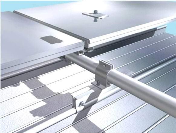 双层金属屋面系统