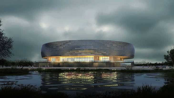 濮阳图书馆